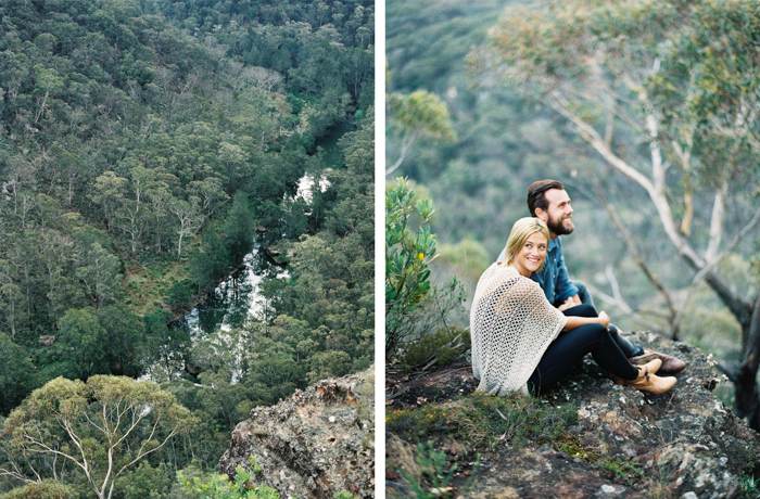 Photo by Jasmine Pettersen, engagement photographer, Seidler House, Southern Highlands